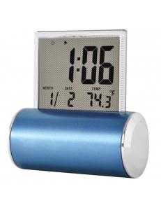 """Часы """"ROLLING"""" с будильником, календарем и термометром"""