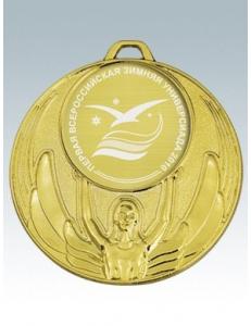 MK157-Медаль корпусная
