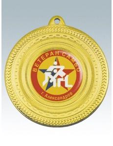 MK115-Медаль корпусная