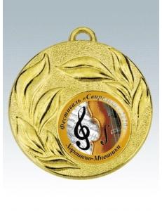 MK141-Медаль корпусная