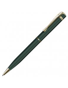 ADVISOR, ручка шариковая, зеленый/золотистый, металл