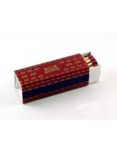 Спички в коробках, Квадрат L51 (51x17x17mm) Наполнение 20 спичек