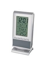 """Часы - календарь- термометр """"Прогноз"""" с подсветкой"""