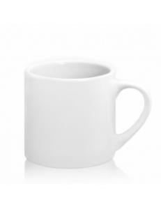 Кружка кофейная малая 200гр. Полноцветная печать логотипа