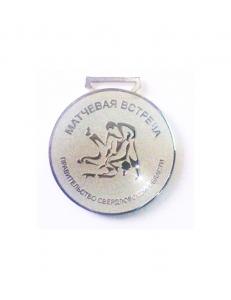 Медаль штамповка D 30мм, без эмалей