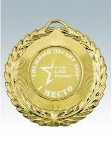 MK152-Медаль корпусная