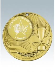 MK160-Медаль корпусная