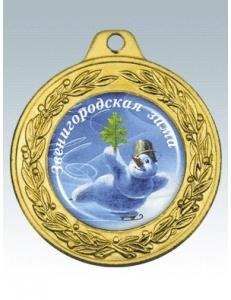 MK113-Медаль корпусная