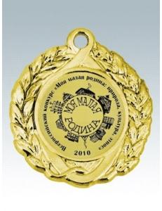 MK142-Медаль корпусная