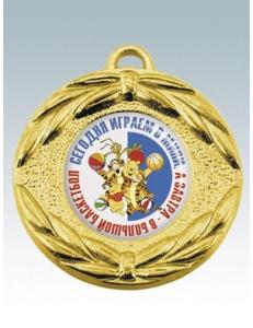 MK143-Медаль корпусная