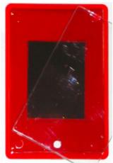 Заготовки акриловых магнитов цветной корпус