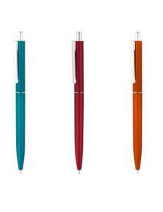 Ручка пластиковая TOP METALLIC