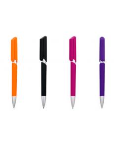 Ручка пластиковая ZOOM SOFT